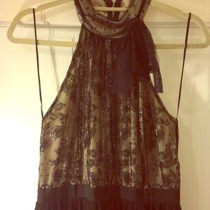 Brand new Slate & Willow chiffon dress